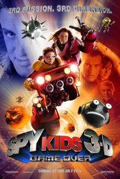Spy Kids 4 All the Time in the World ซุปเปอร์ทีมระเบิดพลังทะลุจอ 2011