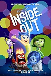 Inside Out อินไซด์ เอาท์ มหัศจรรย์อารมณ์อลเวง 2015
