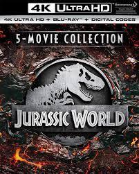 4k Jurassic Park 5 Fallen Kingdom (2018)