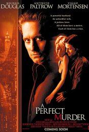 A Perfect Murder (1998) เจ็บหรือตายอันตรายเท่ากัน
