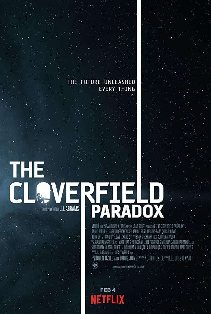 the cloverfield paradox (2018) เดอะ โคลเวอร์ฟิลด์ พาราด็อกซ์