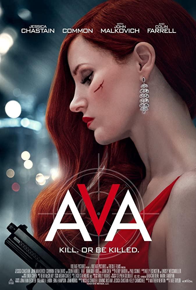 4k Ava (2020) มาแล้วฆ่า