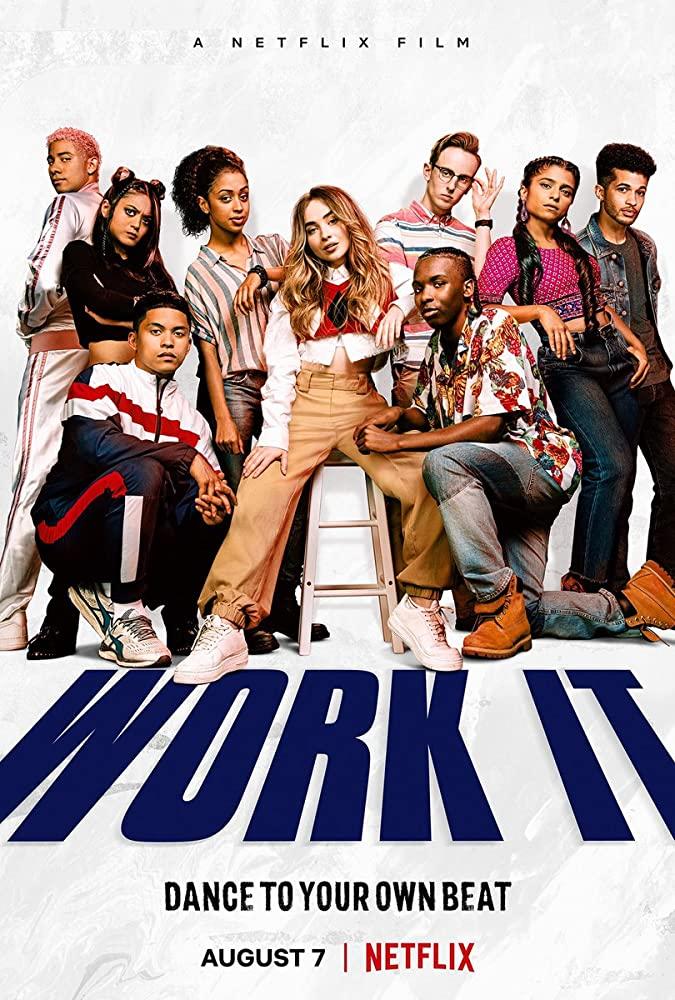 Work It | Netflix (2020) เวิร์ค อิท – เต้นเพื่อฝัน