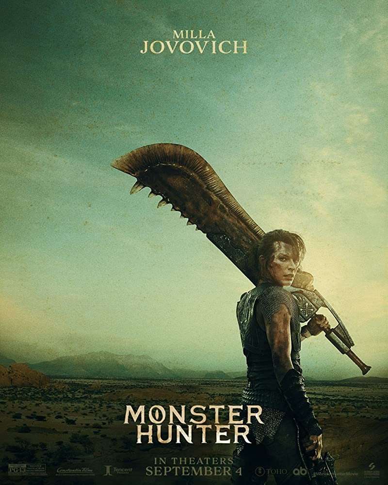Monster Hunter มอนสเตอร์ ฮันเตอร์ (2020)