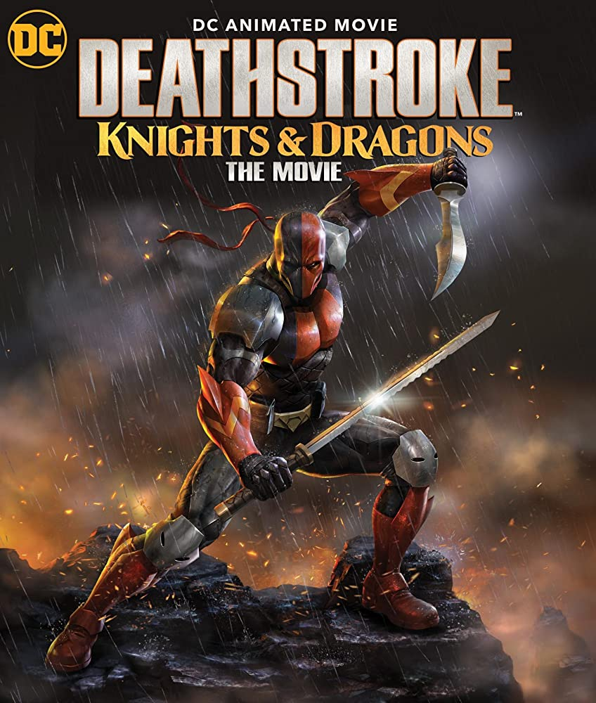 Deathstroke Knights and Dragons The Movie (2020)