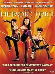 The Heroic Trio (1993) สวยประหาร