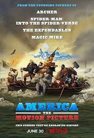 America The Motion Picture (2021) อเมริกา เดอะ โมชั่น พิคเจอร์