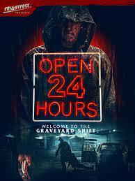 Open 24 Hours (2018) บริการ(เชือด) 24 ชั่วโมง