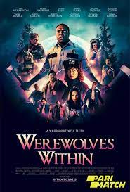Werewolves Within (2021) คืนหอนคนป่วง
