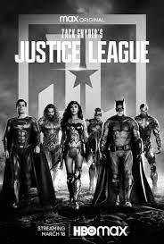 4k Justice League Snyders Cut (2021) [ซับไทย]