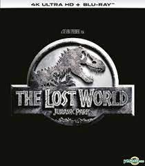 4k Jurassic Park 2 The Lost World (1997)
