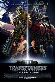 4k Transformers 5 (2017) [พากย์ไทย]