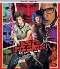 4k Scott Pilgrim vs. the World (2010)