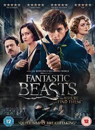 4k Fantastic Beasts collection (2016) สัตว์มหัศจรรย์ 1