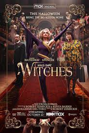 4k The Witches แม่มด ของ โรอัลด์ ดาห์ (2020)