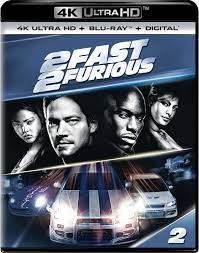 4k Fast and Furious 2 (2003)