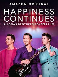 4k Happiness Continues A Jonas Brothers Concert Film (2020)