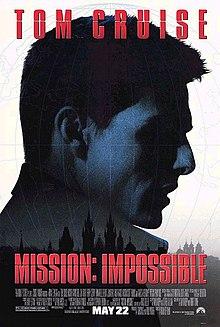 Mission Impossible ผ่าปฏิบัติการสะท้านโลก (1996) ภาค 1
