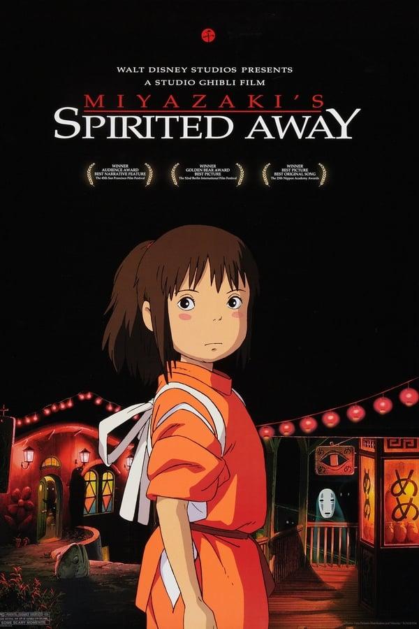 4k Spirited Away (2001)