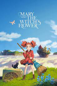 4k Mary and the Witchs Flower (2017)