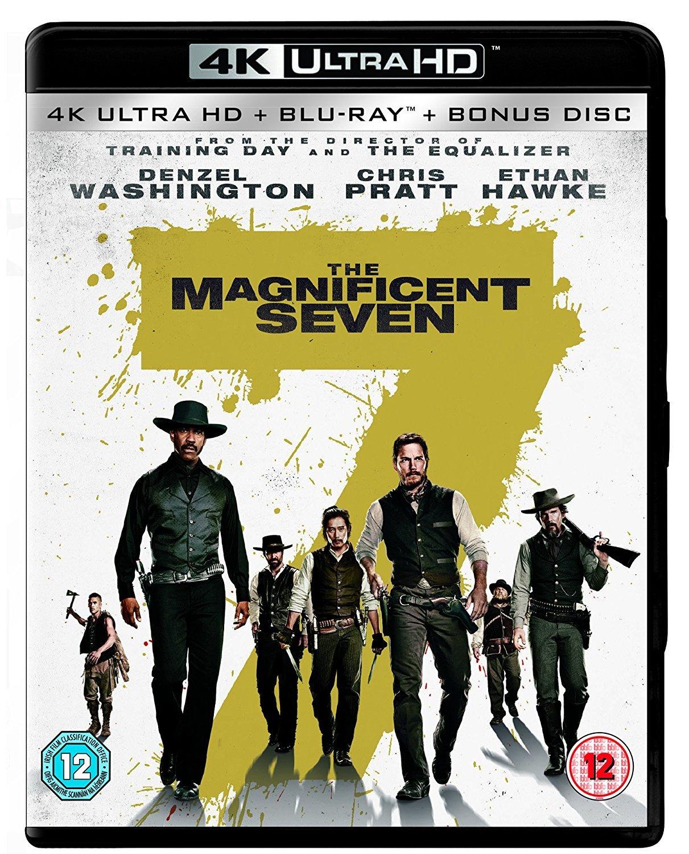 4k The Magnificent Seven (2016)