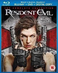 4k Resident Evil Completed (2002)