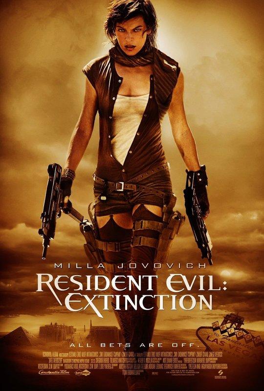 4k Resident Evil Completed (2007)