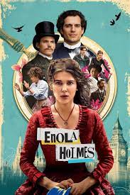 4k Enola Holmes (2020) เอโนลา โฮล์มส์