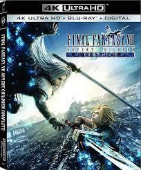 4k Final Fantasy VII Advent Children Complete (2005)